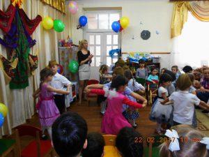 танец от средней группы