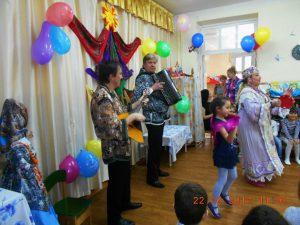 танец Варенька