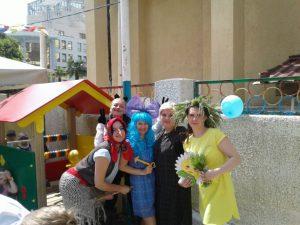 1 июня-праздник для детей